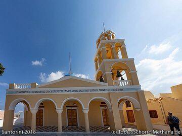 Church in Ia. (Photo: Tobias Schorr)