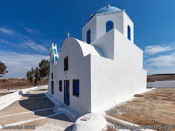 The Agia Anna church. (Photo: Tobias Schorr)