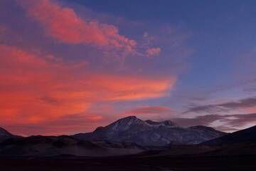 Ojos del Salado, the highest volcano in the world: 6893 m (Photo: ulla)