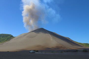 Yasur volcano (Photo: Yashmin Chebli)