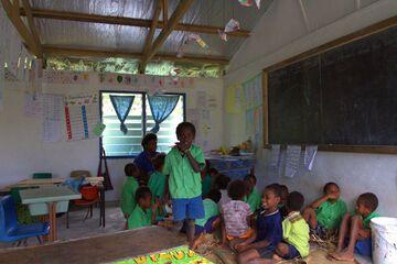 Local school (Photo: Yashmin Chebli)
