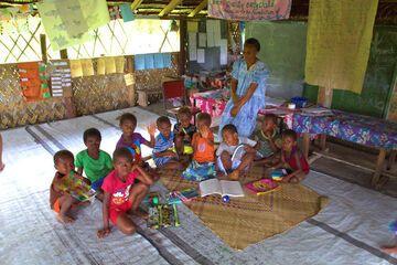 School children (Photo: Yashmin Chebli)
