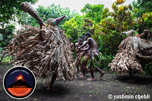 Rom dance on Ambrym island (Photo: Yashmin Chebli)