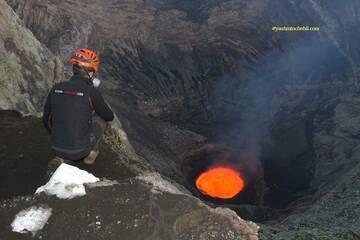 Marum lava lake / Yashmin CHEBLI 2014 MARUM072014_0371r.jpg (Photo: Yashmin Chebli)