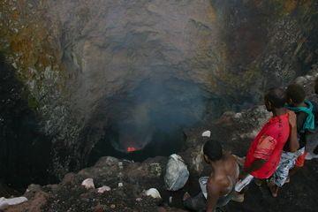 Ambrym Vulkanreise Sep 2010: Reisefotos (Photo: Yashmin Chebli)
