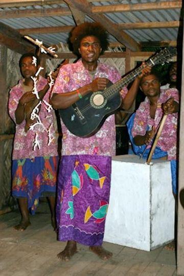 Local string band (Photo: Yashmin Chebli)