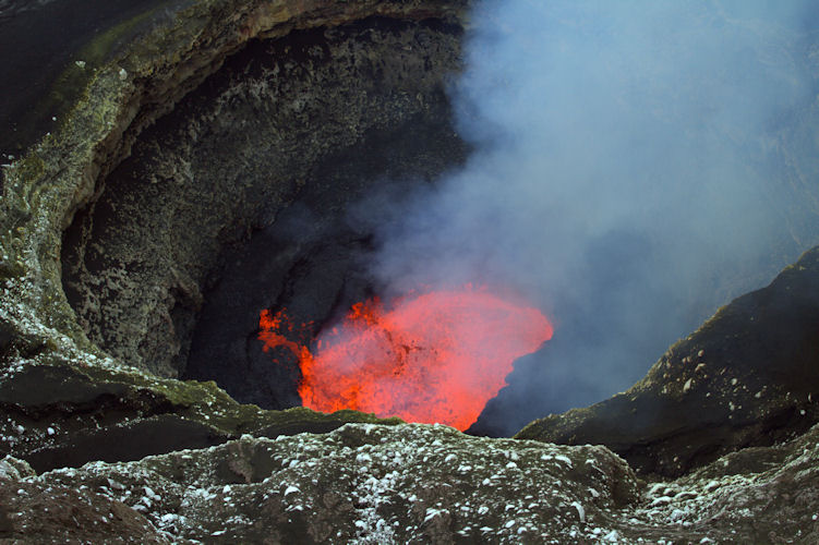 Some impressions from our Volcano Expedition to Vanuatu from August 2012.  (Photo: Yashmin Chebli)