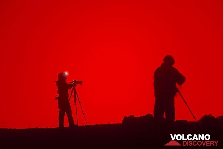 Fotografen bei der Arbeit (Photo: Tom Pfeiffer)