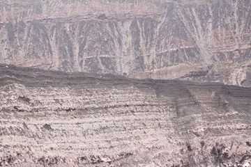 Benbow's crater rim (Photo: Stephan Willmanns)
