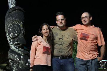 Ulla, Stephan und Tom (Photo: Stephan Willmanns)