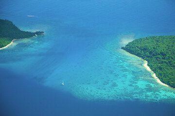 Epi and Tongoa Islands (Photo: Tom Pfeiffer)