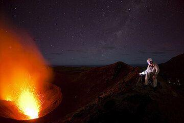 Schauen Sie auch mal auf die Fotos von Teilnemern dieser Expedition! (Photo: Tom Pfeiffer)