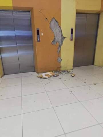 SM City Olongapo Elevator (public domain)