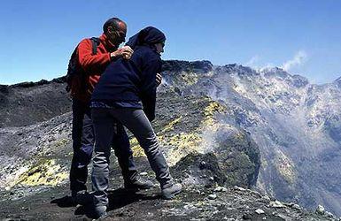 Bezoek aan de krater van de top van de vulkaan Etna - toegang voor begeleide groepen nu open opnieuw