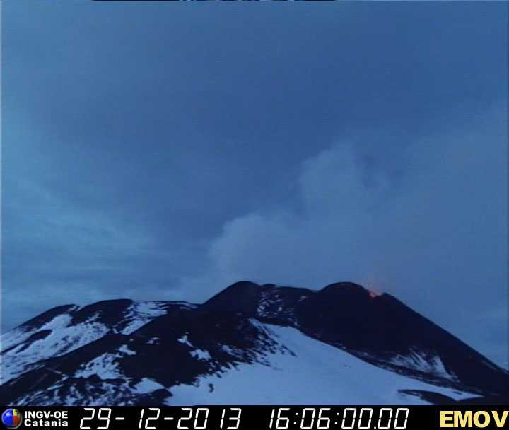 Strombolian activity at the NSEC