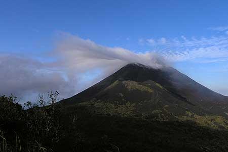 Soputan volcano