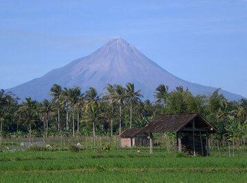 Majestic Merapi