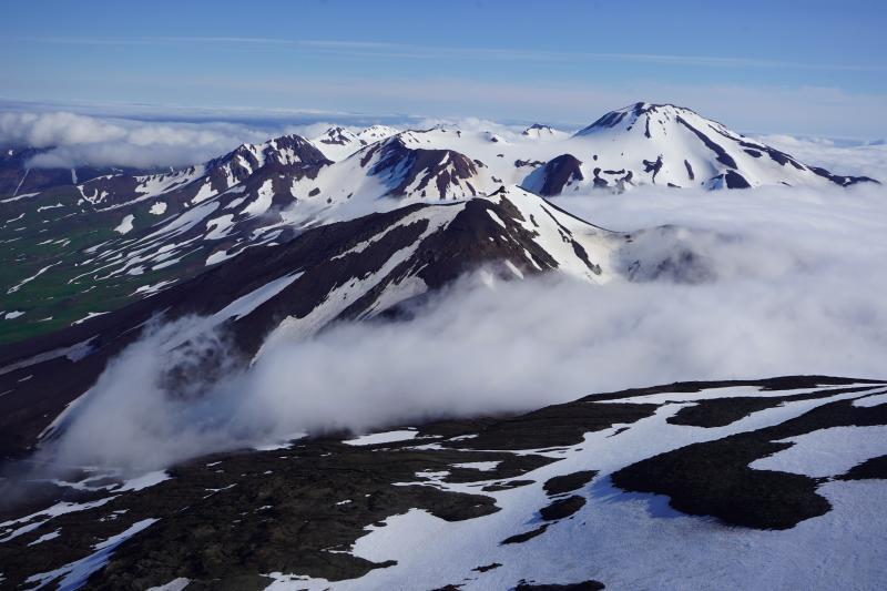 Atka volcanic complex (image: AVO)