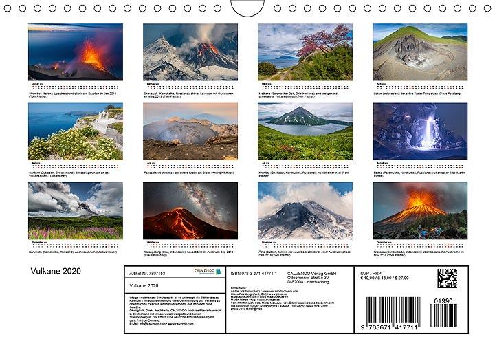 Index page German version (landscape A2-A5)