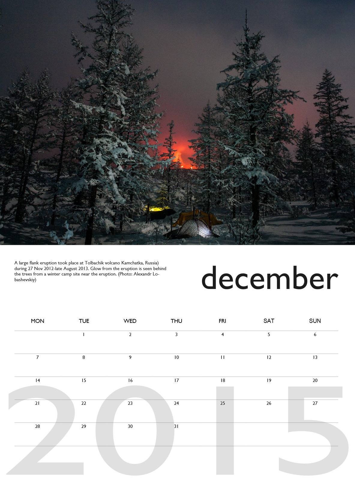 December preview
