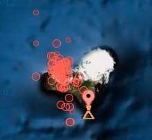 Interactive El Hierro Earthquakes Map
