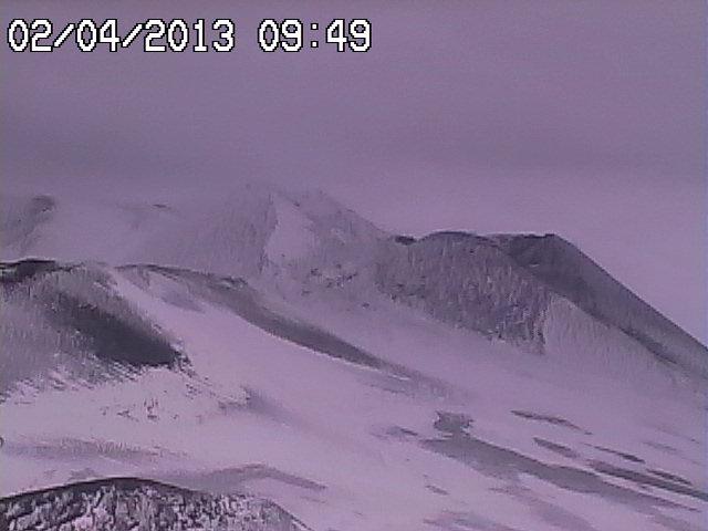 Current view of Etna (INGV webcam)
