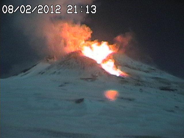 Webcam image 21h13