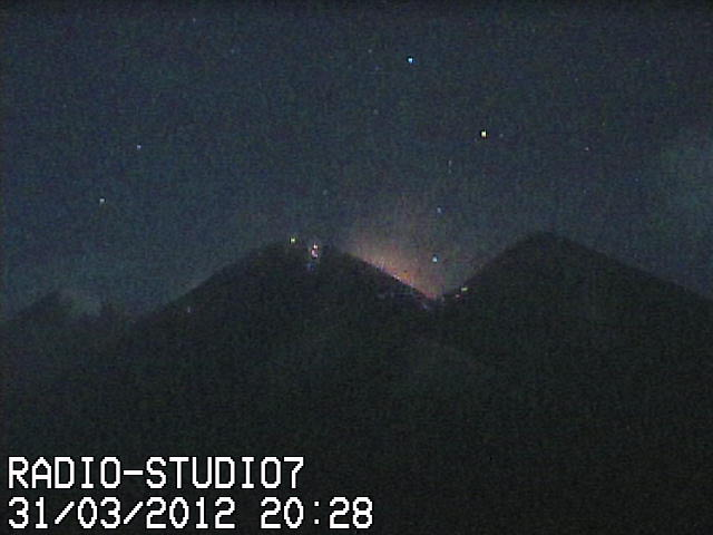 Strombolian activity from NSEC