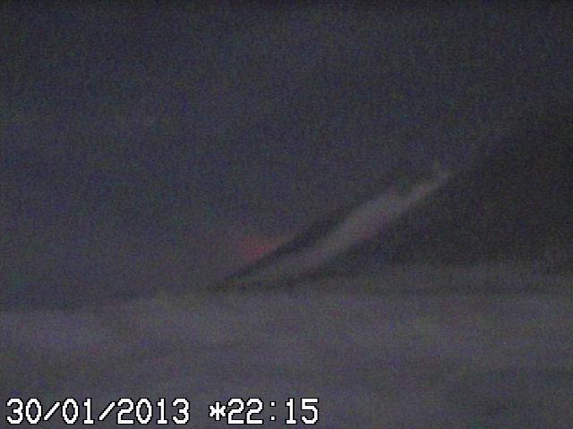 Etna webcam image