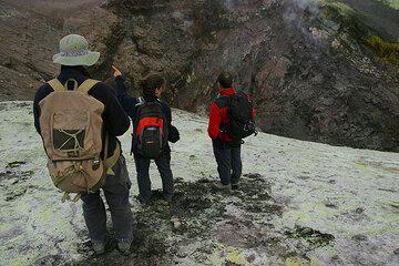 Italiens Vulkane - Fotos von unserer Tour im Juni 2006