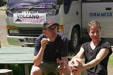 Feuerberge auf Java und Bali Tour Fotos (Aug/Sep 2006)