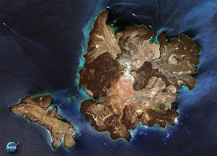 Kameni Volcano (Santorini)