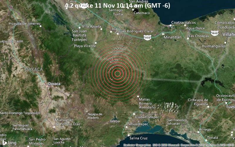 4.2 quake 11 Nov 10:14 am (GMT -6)