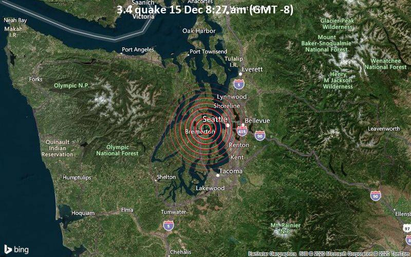 3.4 quake 15 Dec 8:27 am (GMT -8)