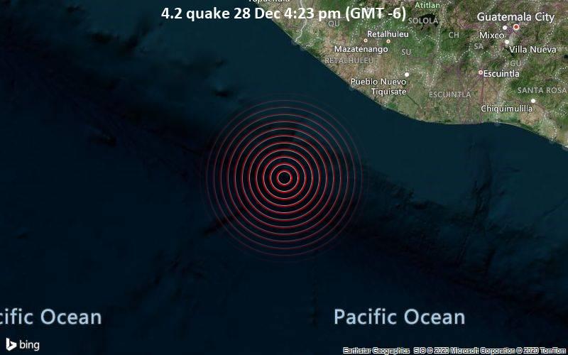 4.2 quake 28 Dec 4:23 pm (GMT -6)