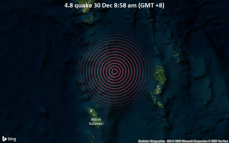 4.8 quake 30 Dec 8:58 am (GMT +8)