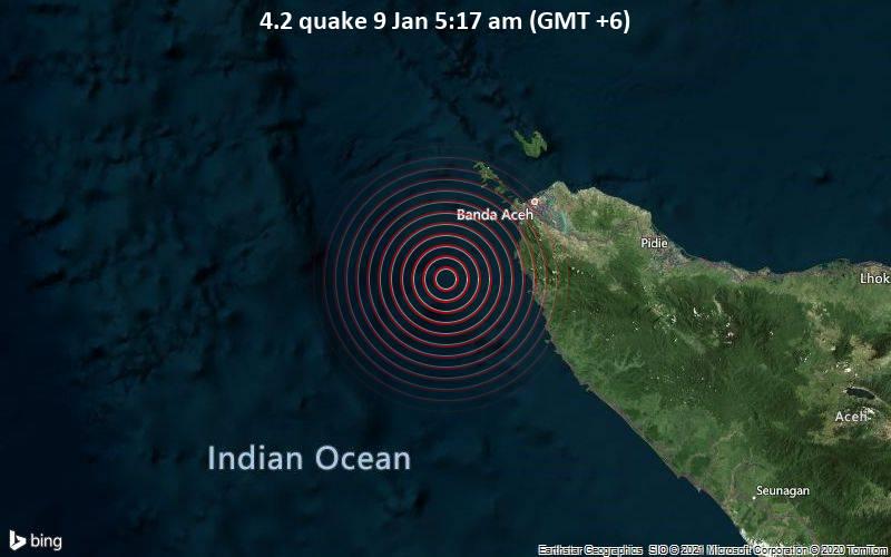 4.2 quake 9 Jan 5:17 am (GMT +6)