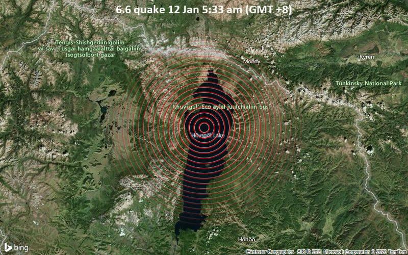 6.6 quake 12 Jan 5:33 am (GMT +8)