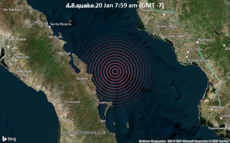 4.8 quake 20 Jan 7:59 am (GMT -7)