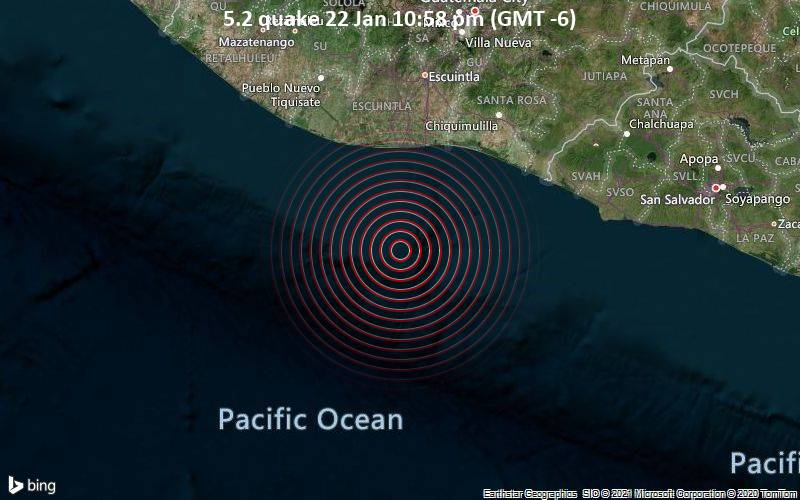 5.2 quake 22 Jan 10:58 pm (GMT -6)