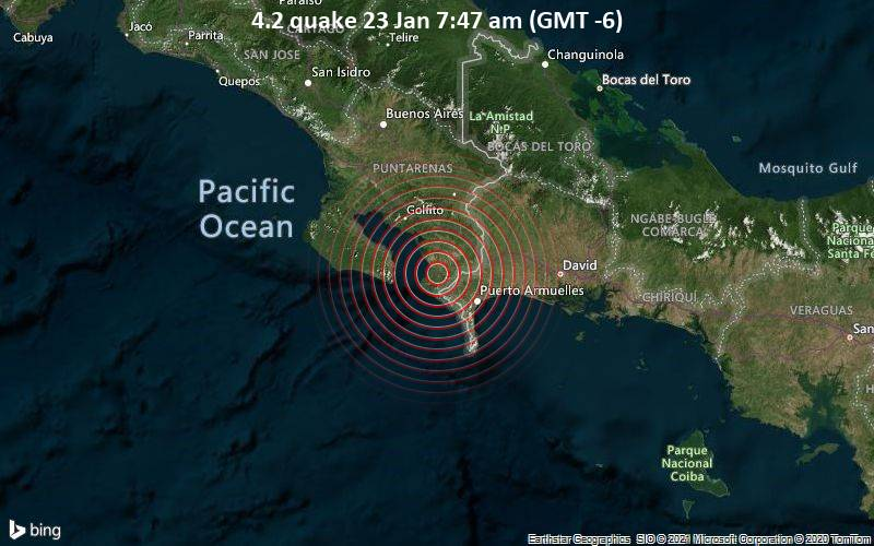 4.2 quake 23 Jan 7:47 am (GMT -6)