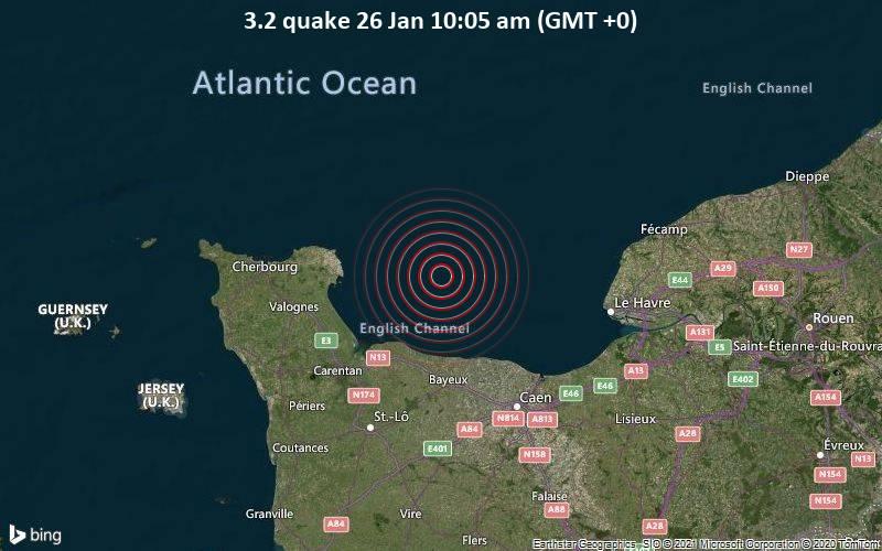 3.2 quake 26 Jan 10:05 am (GMT +0)