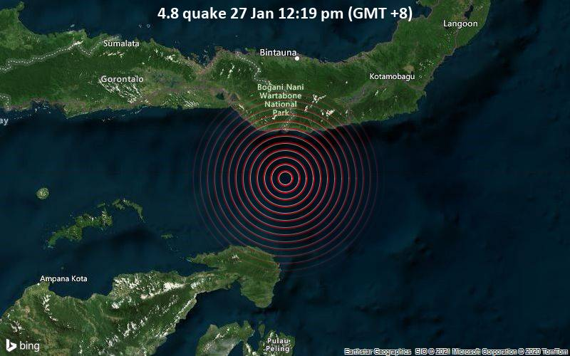 4.8 quake 27 Jan 12:19 pm (GMT +8)