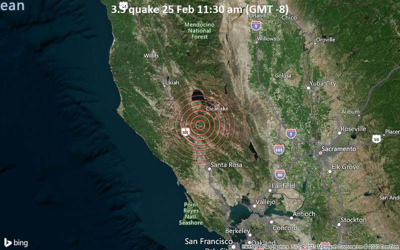 3.5 quake 25 Feb 11:30 am (GMT -8)