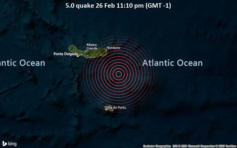 5.0 quake 26 Feb 11:10 pm (GMT -1)