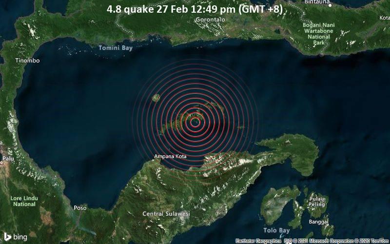 4.8 quake 27 Feb 12:49 pm (GMT +8)
