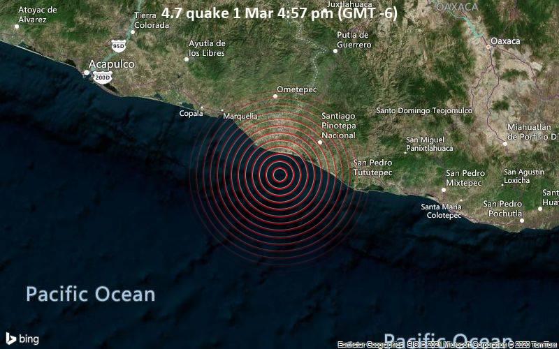 4.7 quake 1 Mar 4:57 pm (GMT -6)