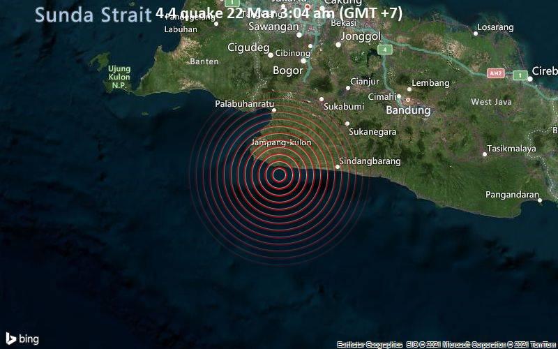 4.4 quake 22 Mar 3:04 am (GMT +7)