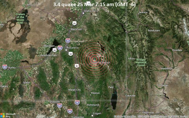 3.4 quake 25 Mar 7:15 am (GMT -6)
