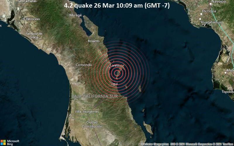 4.2 quake 26 Mar 10:09 am (GMT -7)